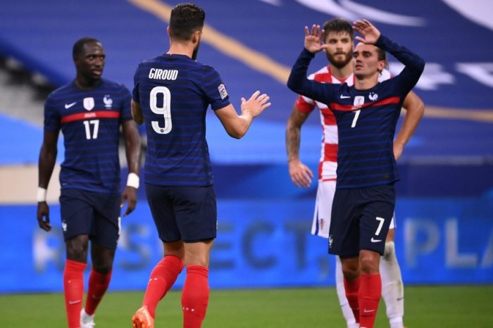 Ligue des Nations : La France bat la Croatie 4 à 2