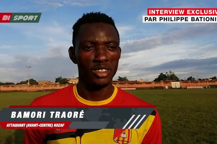 Interview Exclusive de Bamori Traoré pour BI Sport !